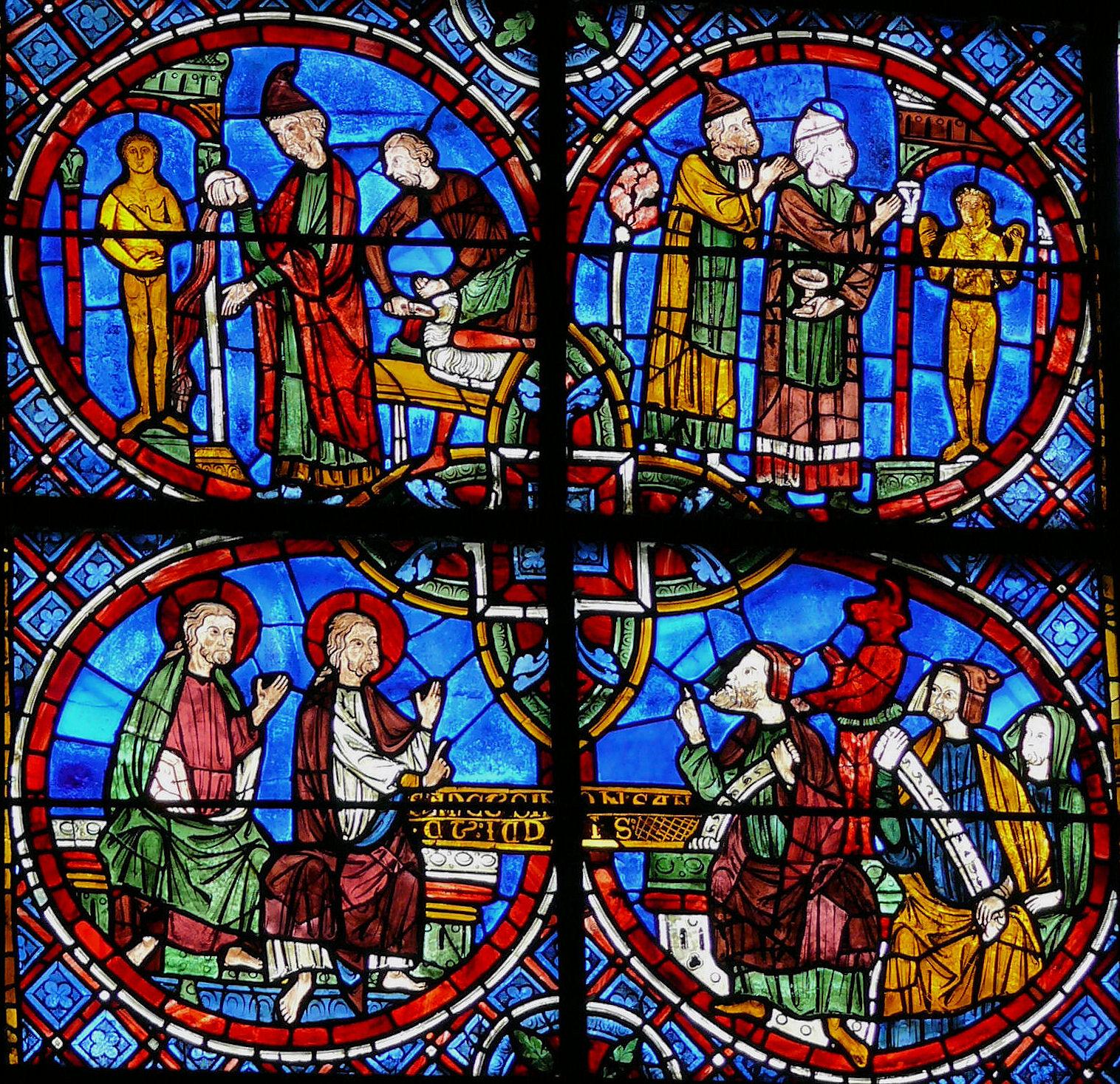 [Image: Chartres_-_Vitrail_de_la_Vie_des_saints_...mon_-1.jpg]