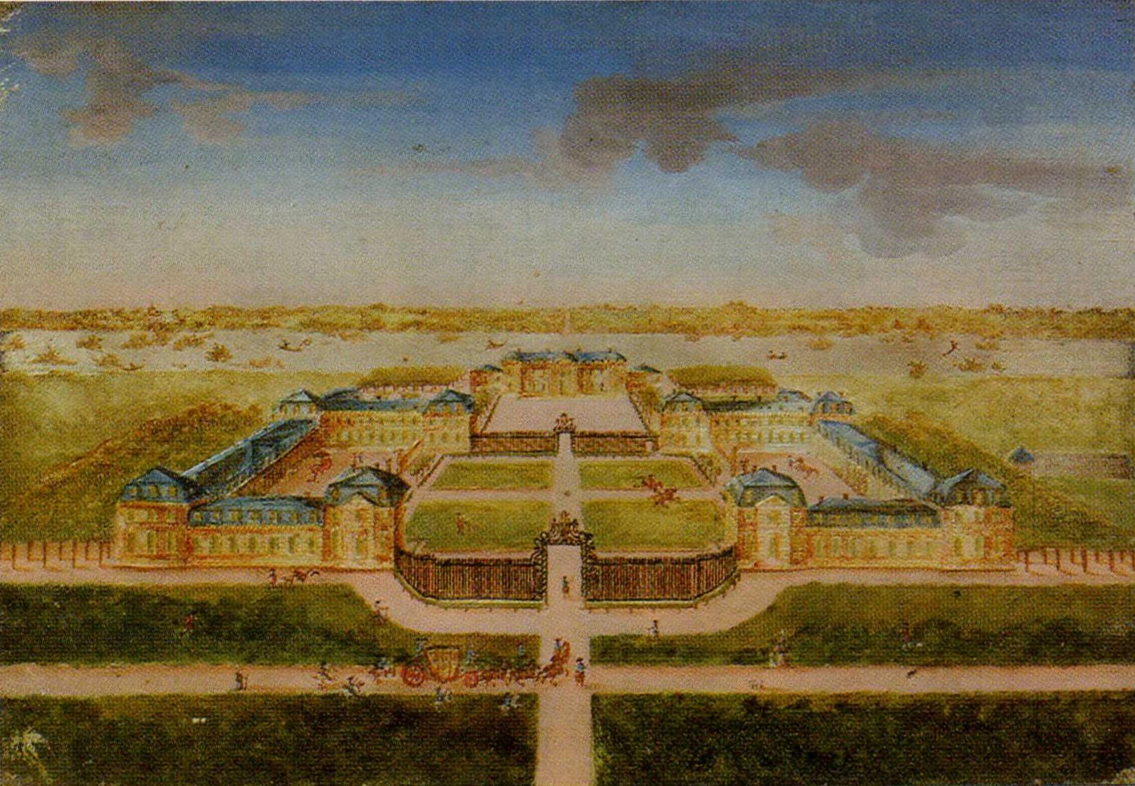 Château de Saint-Hubert (Le Perray-en-Yvelines) — Wikipédia
