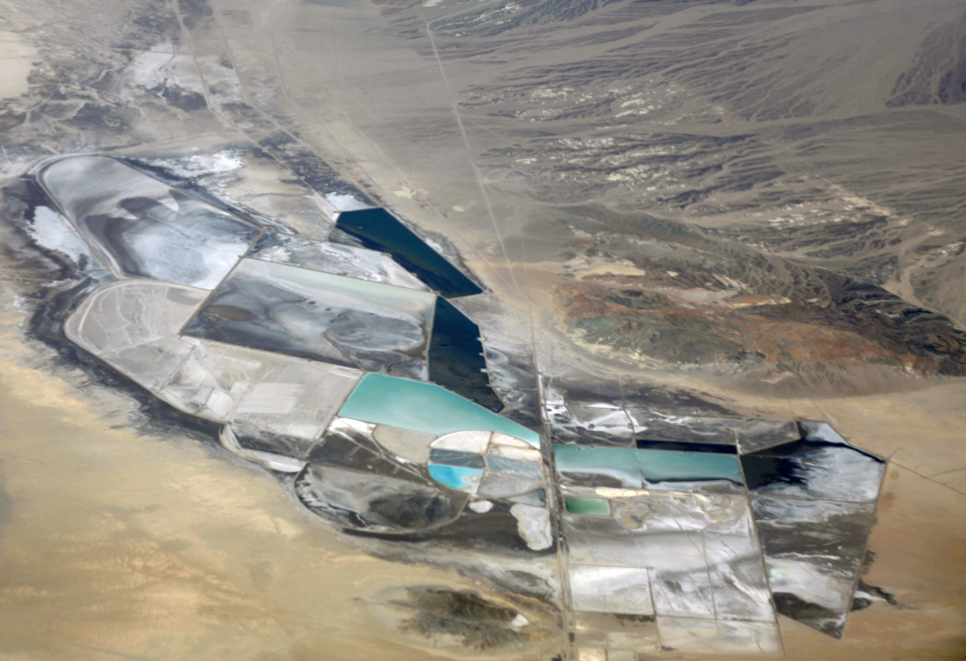 Lithium Mines In Nevada >> Silver Peak Nevada Wikipedia
