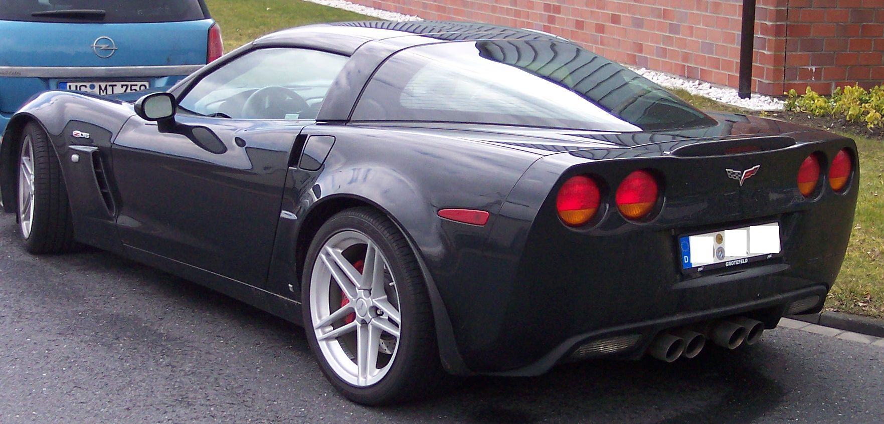 Z06 Corvette For Sale >> File:Chevrolet Corvette hl blue.jpg - Wikimedia Commons
