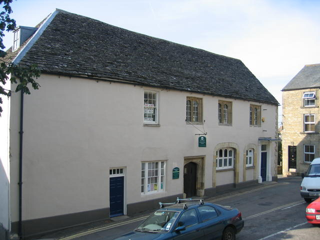 Chipping Norton Guildhall - geograph.org.uk - 236412