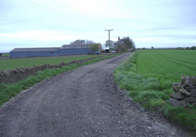 Cleadon Hills Farm - geograph.org.uk - 404546