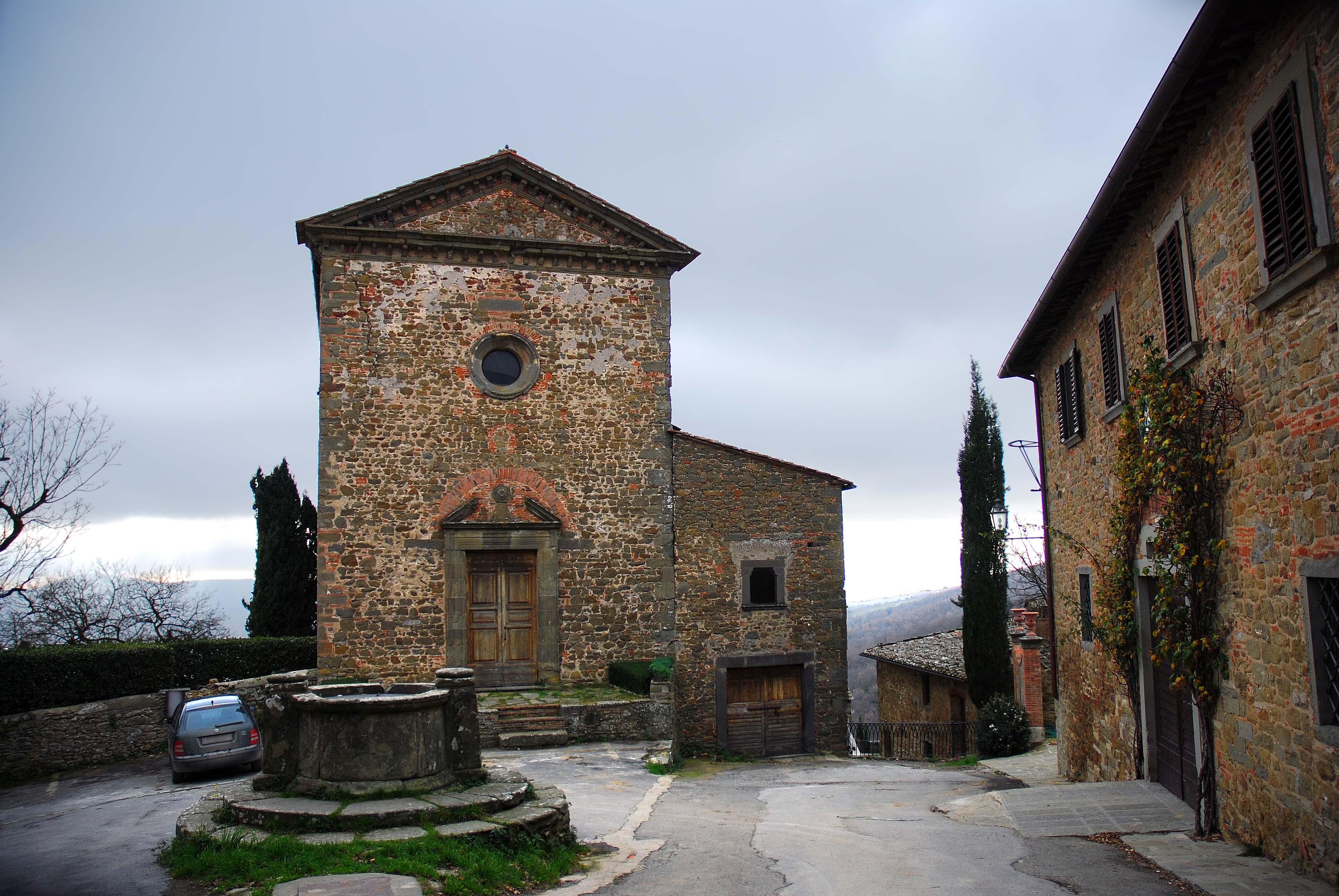 Castello Di Volpaia Winery Tour