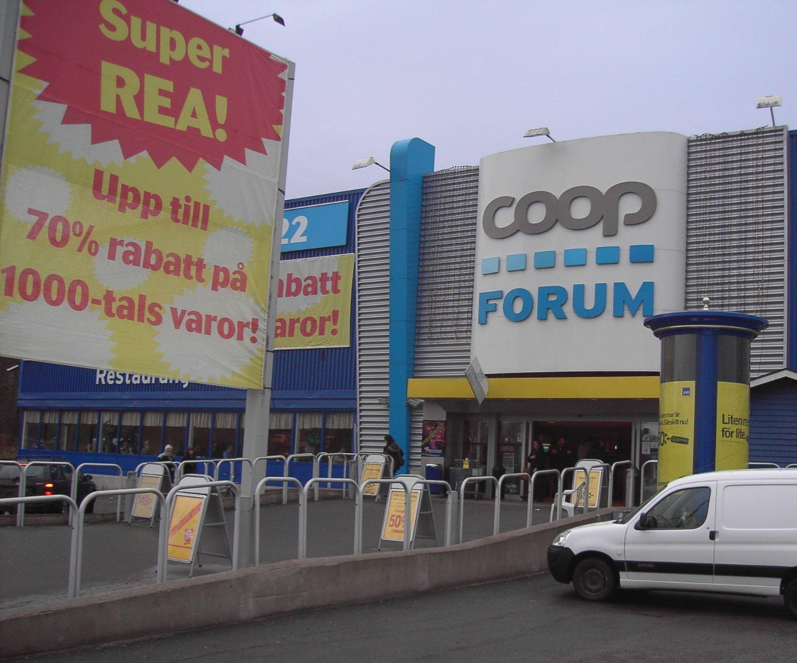 coop forum annonsblad