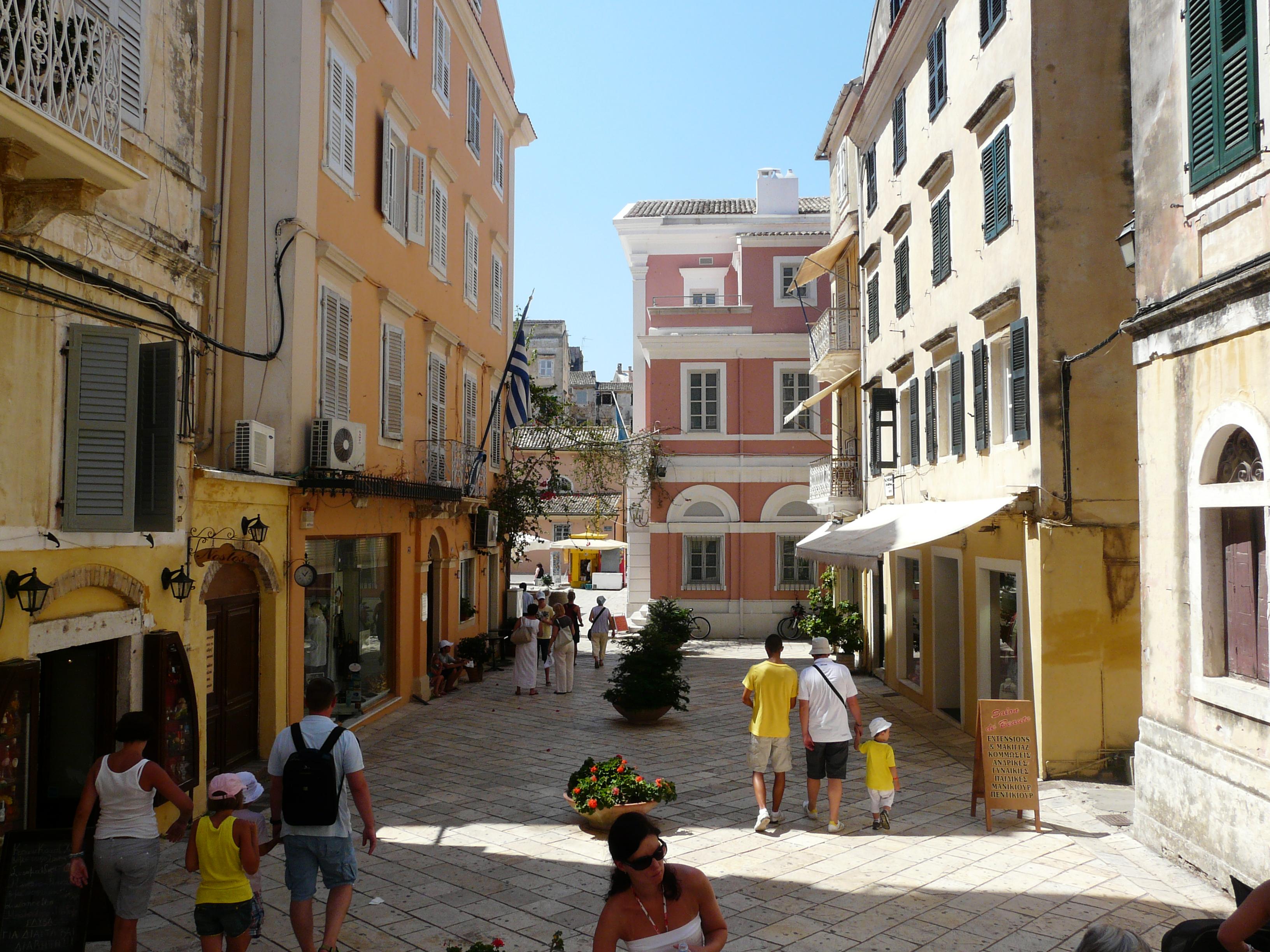 File:Corfu town 14.JPG - Wikimedia Commons