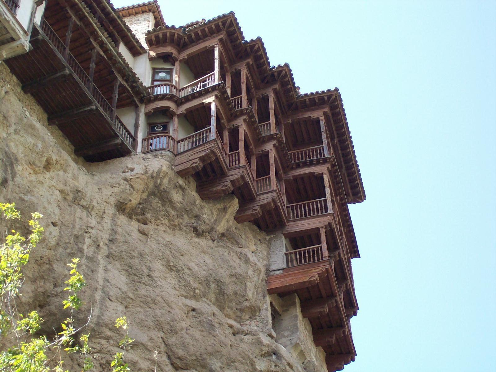 Cliffside_dwellings_of_ronda_spain on Thats