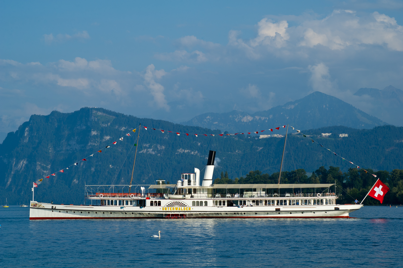 File Dampfschiff Unterwalden Luzern Side Jpg Wikimedia Commons