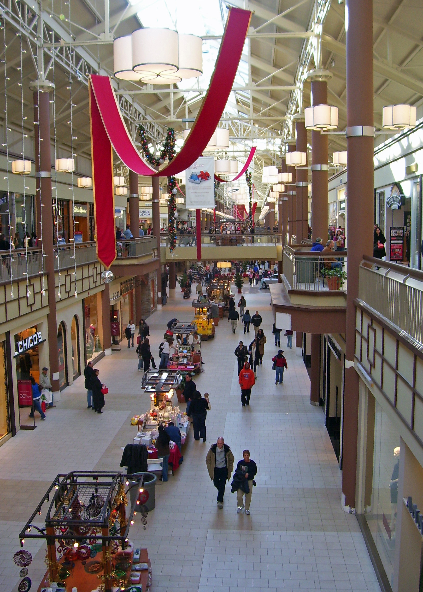 Danbury fair shopping mall wikiwand for The danbury