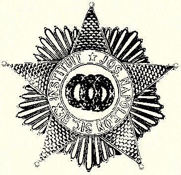 Archivo: De vijdpuntige ster van de Orde van de beide Sicilien.jpg