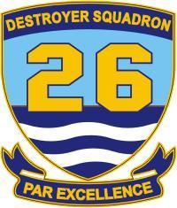 Destroyer Squadron 26 Military unit