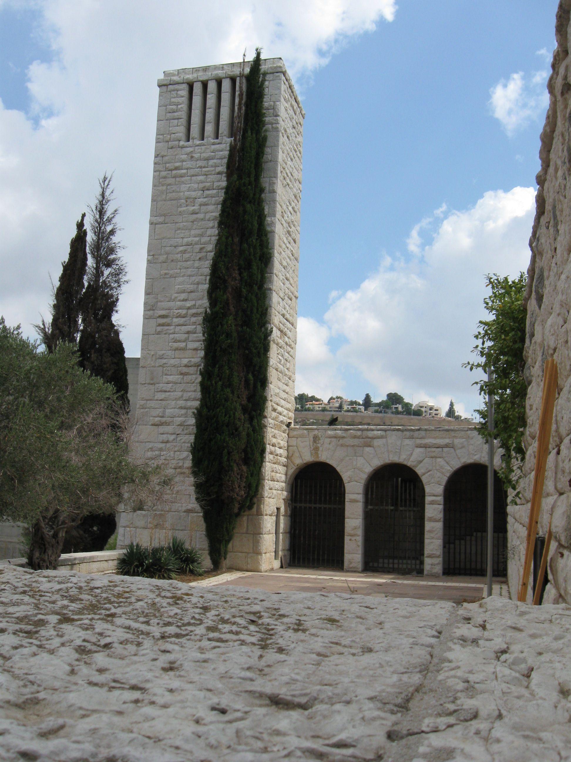 בית הקברות לחיילים הגרמנים בנצרת