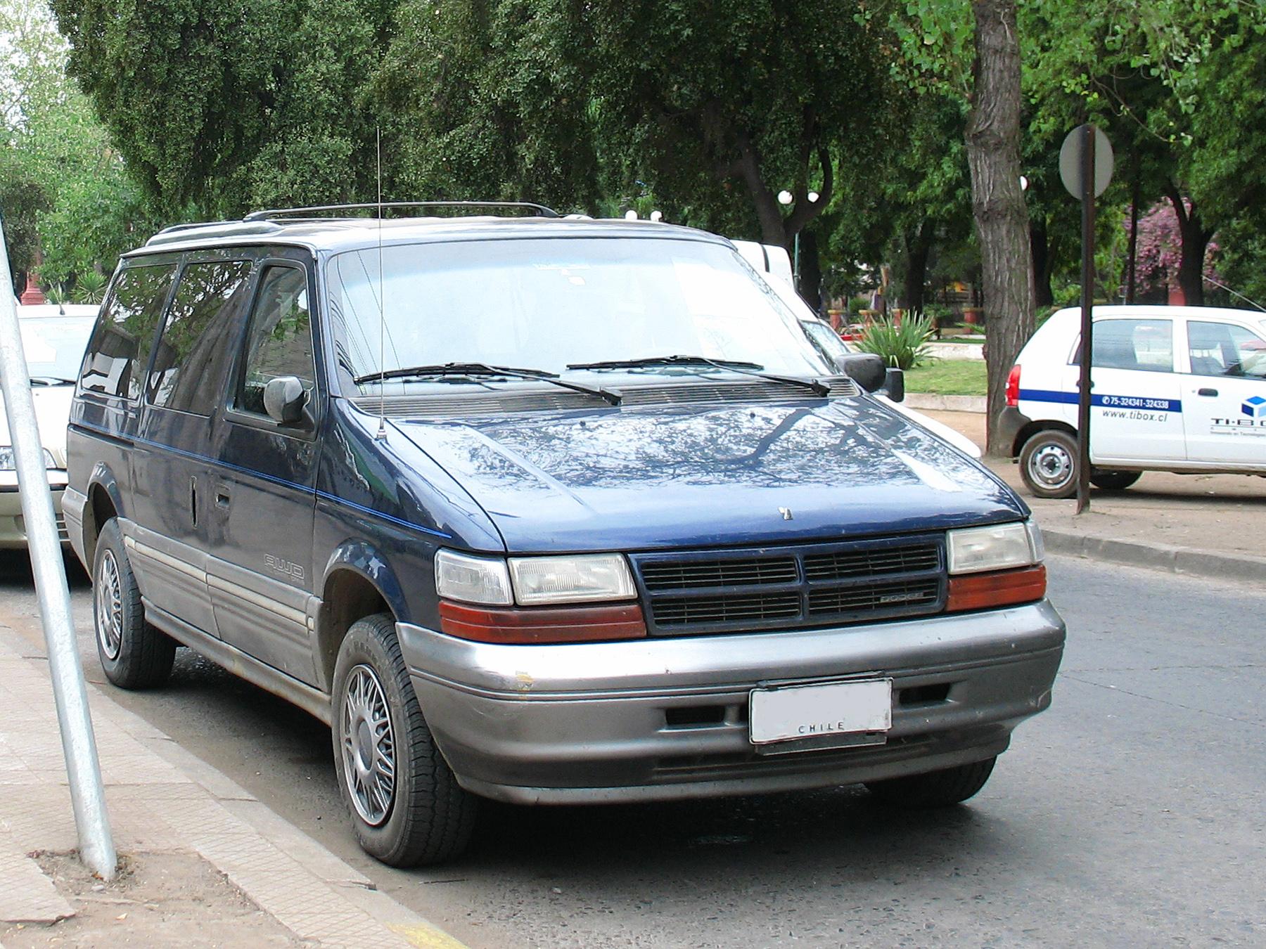 dodge grand caravan awd ملف:Dodge Grand Caravan SE 2.2 AWD 2 (22996659216).jpg - ويكيبيديا
