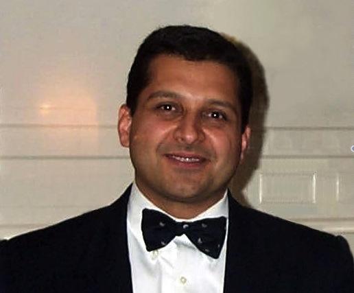 image of Ali Shilatifard