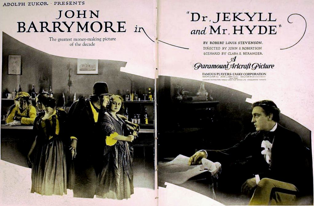 dating dr. jekyll and mr. hyde