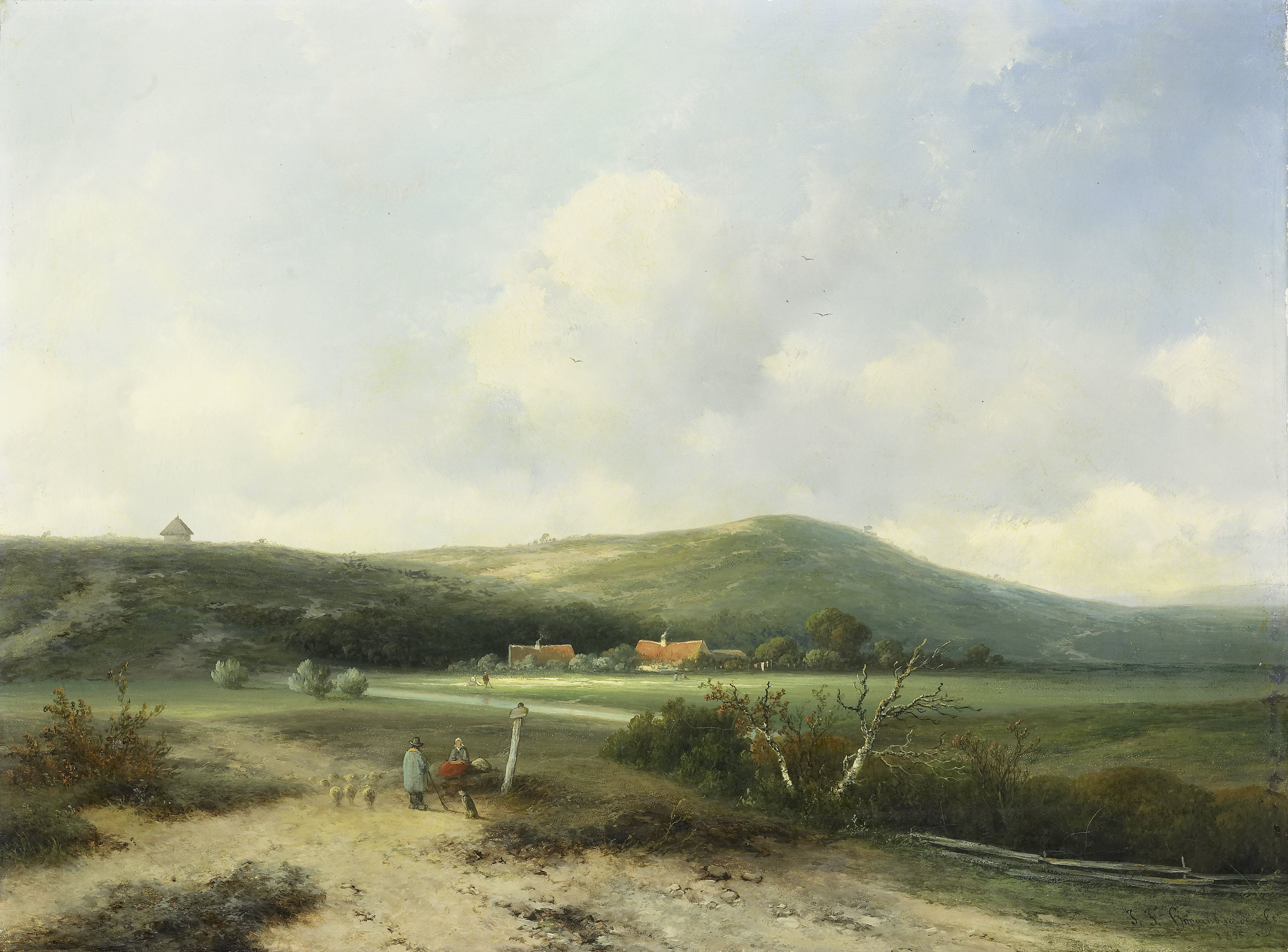Johannes Franciscus Hoppenbrouwers