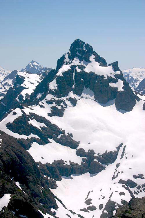 Elkhorn Mountain, Vancouver Island BC
