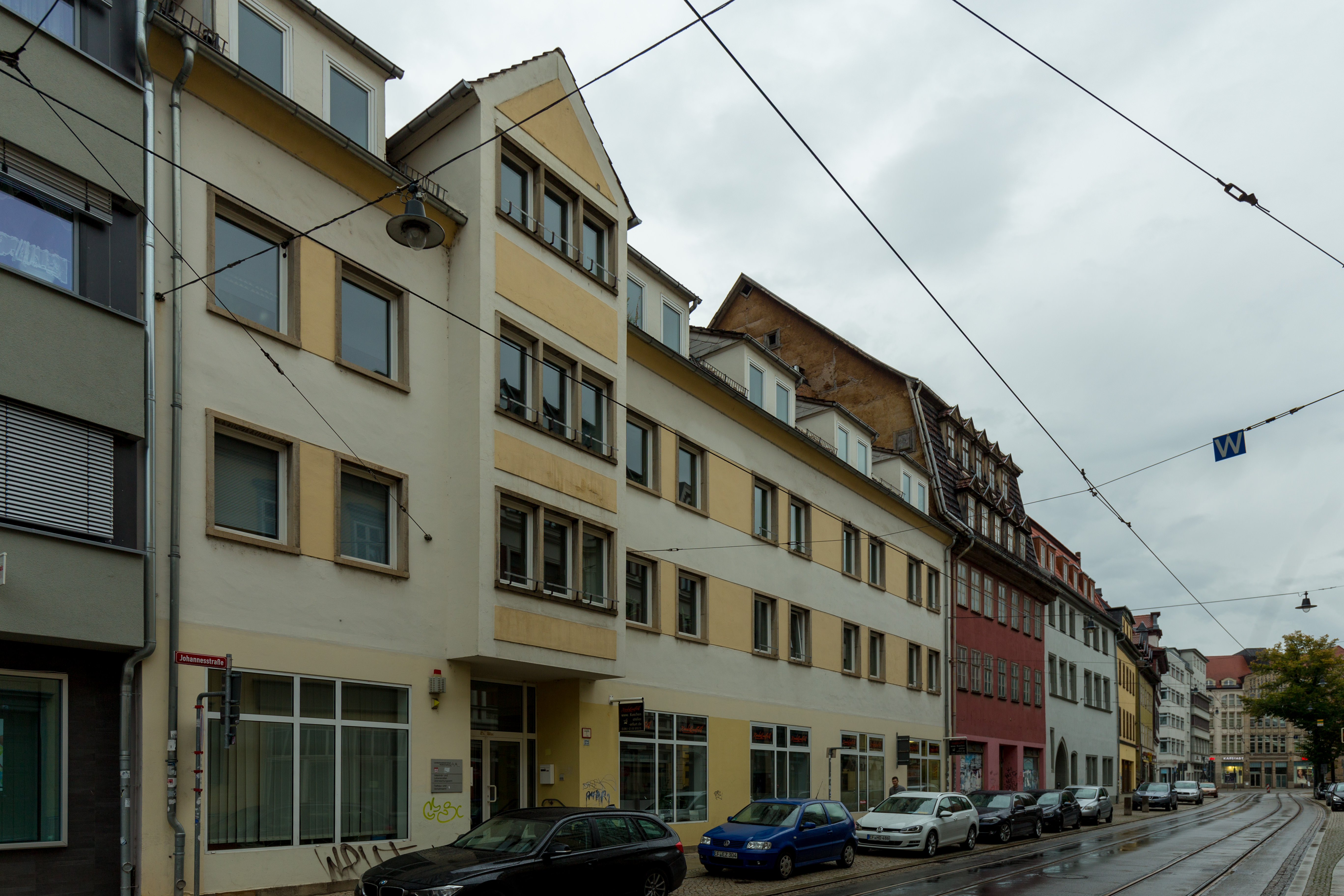 File Erfurt Johannesstrasse 173 20140831 Jpg Wikimedia Commons