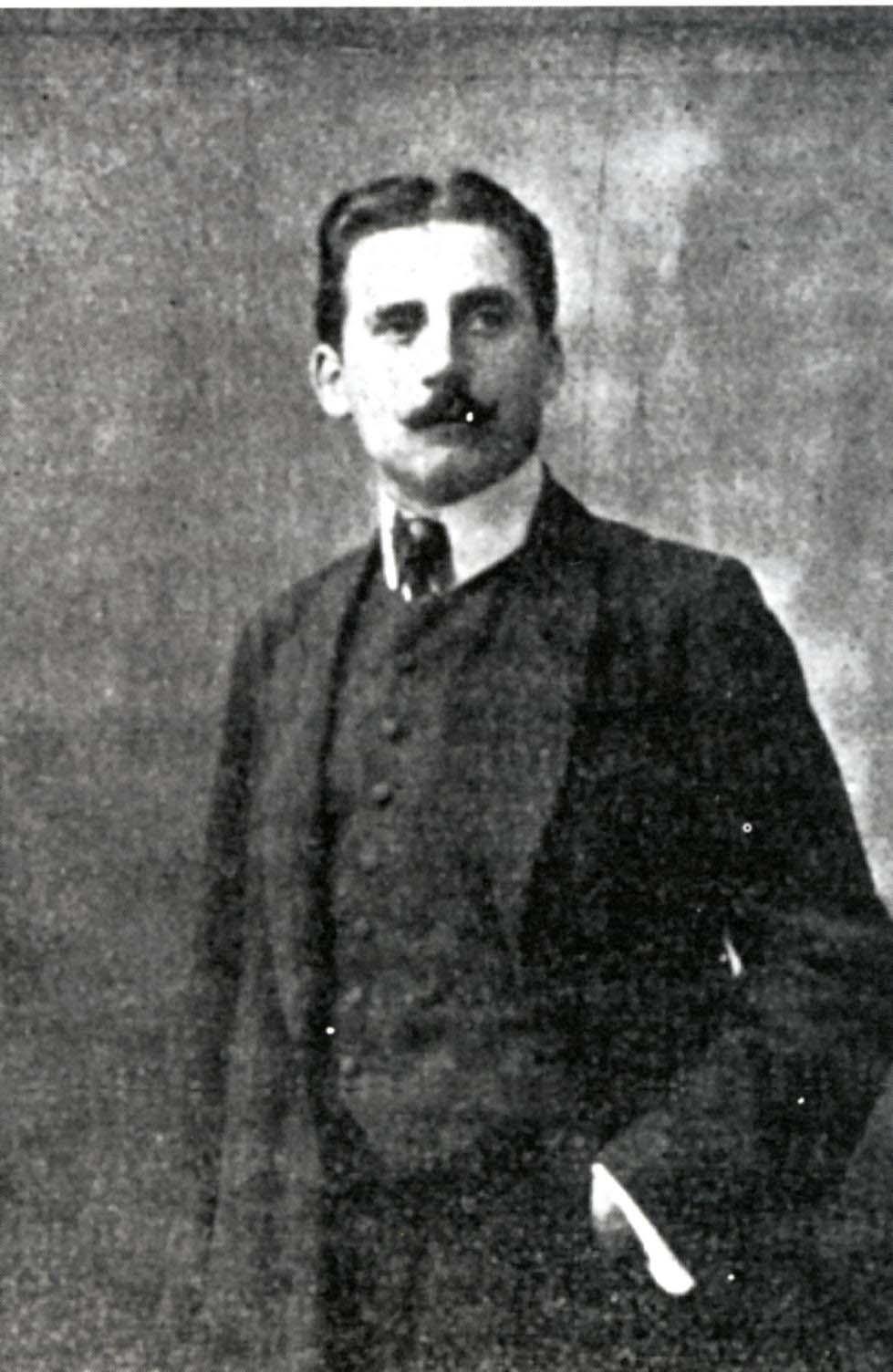 Image of Ernesto Aurini from Wikidata