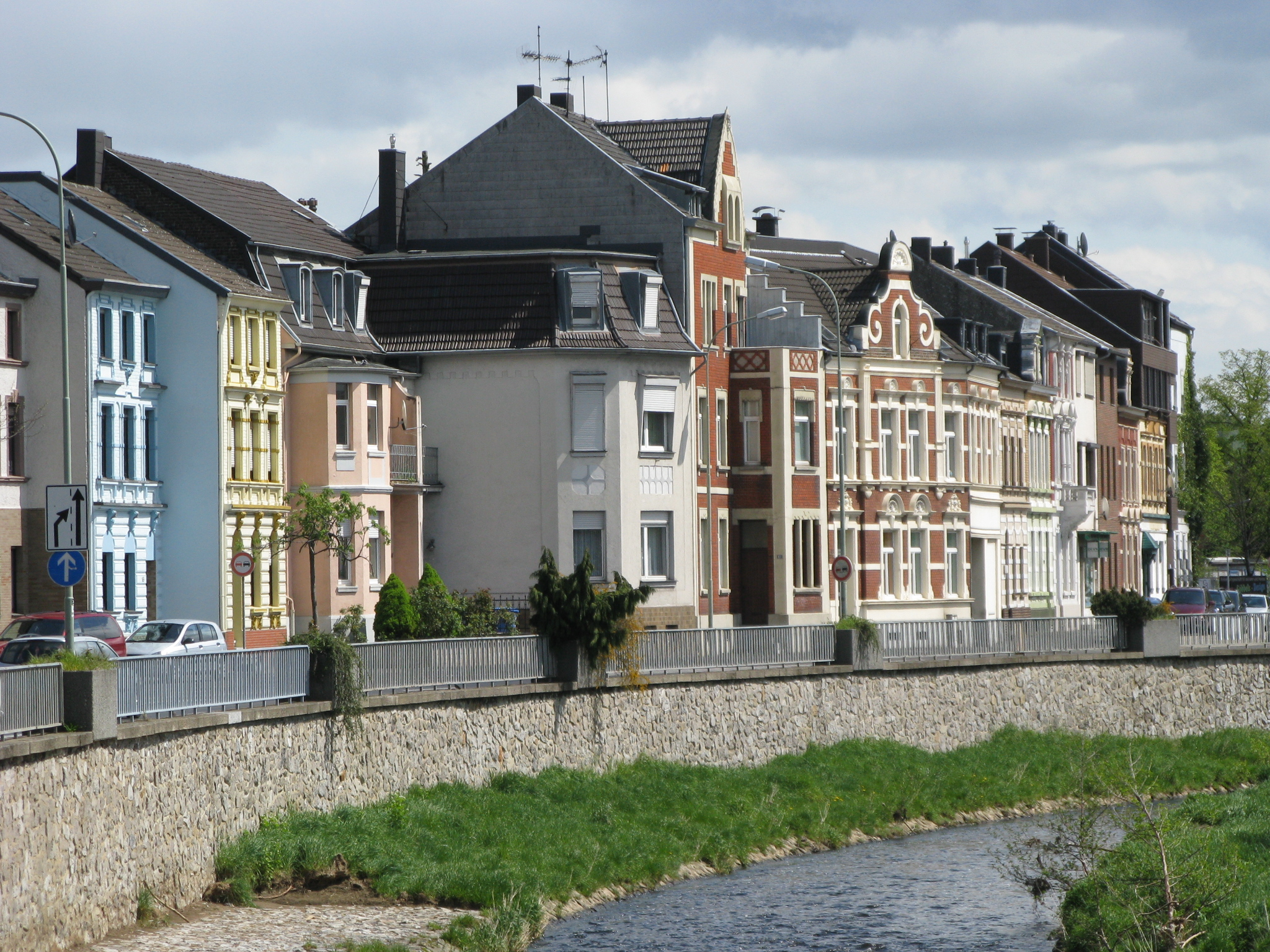 File:Eschweiler Indestraße.JPG - Wikimedia Commons  File:Eschweiler...