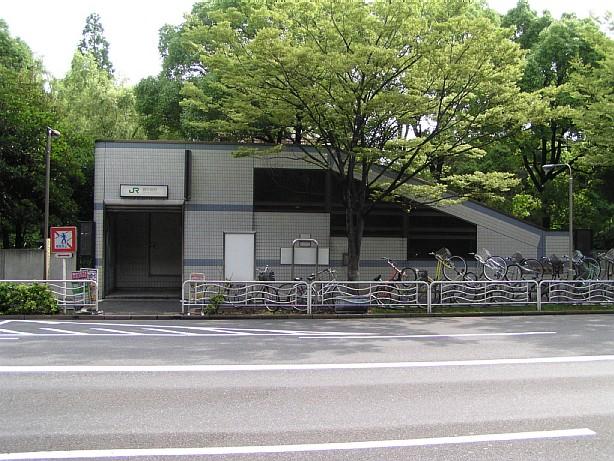 Etchūjima Station Exit 1