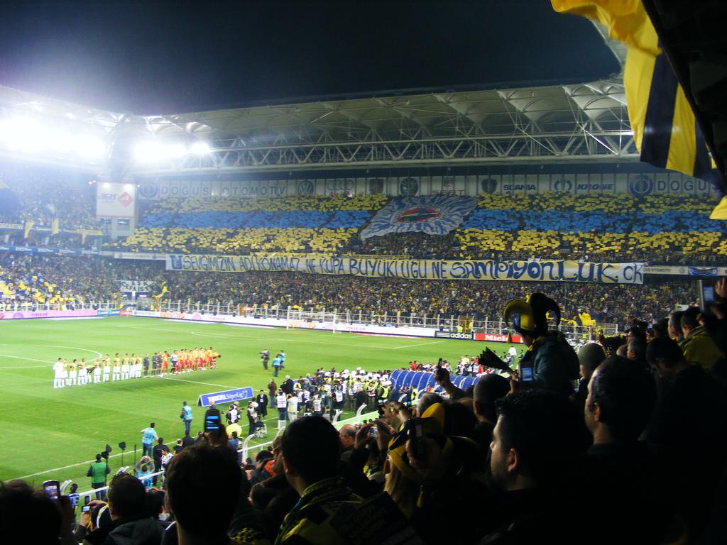 Fenerbahçe S.K. supporters - Wikipedia
