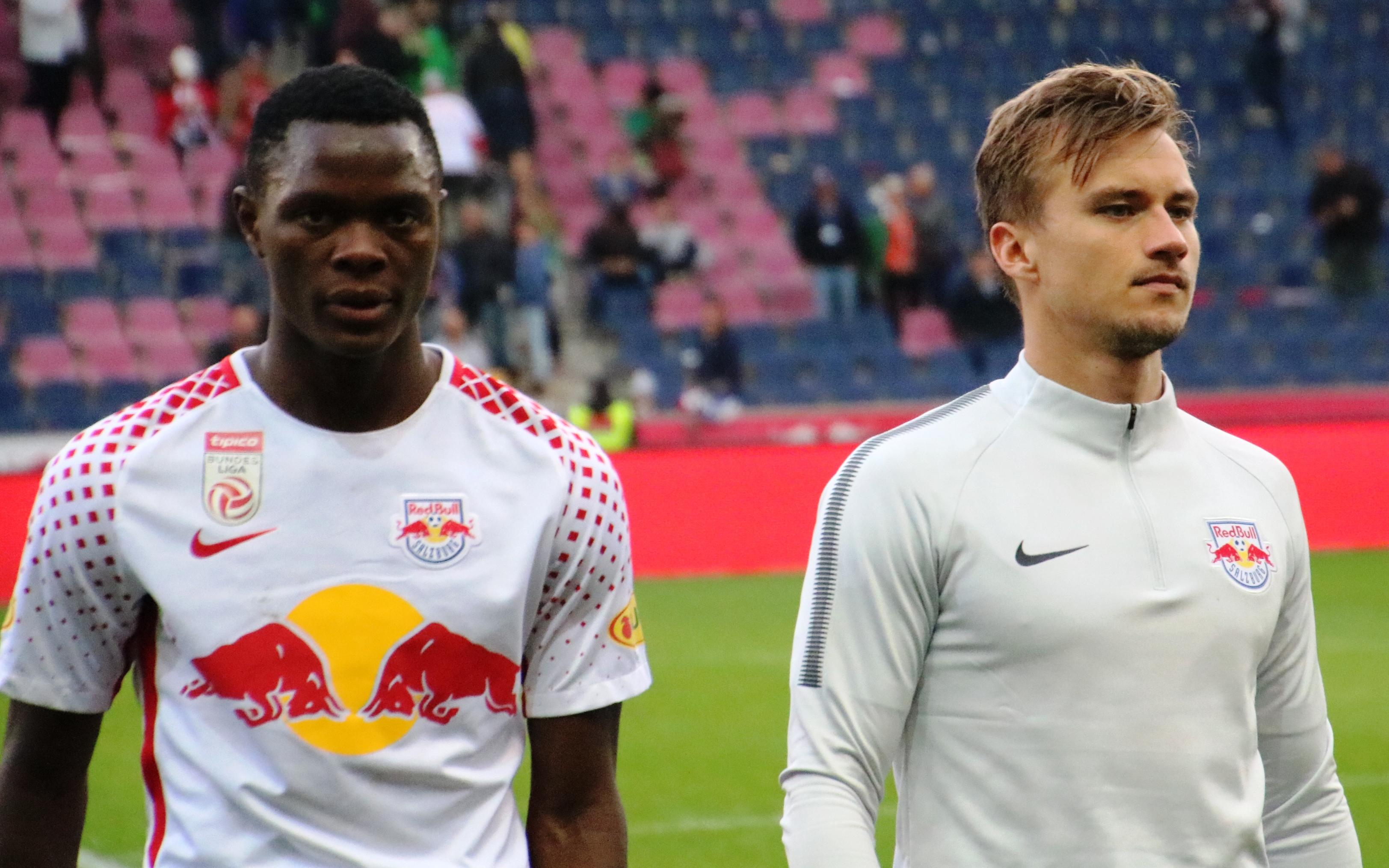Filefc Red Bull Salzburg Versus Fk Austria Wien 24 September 2017