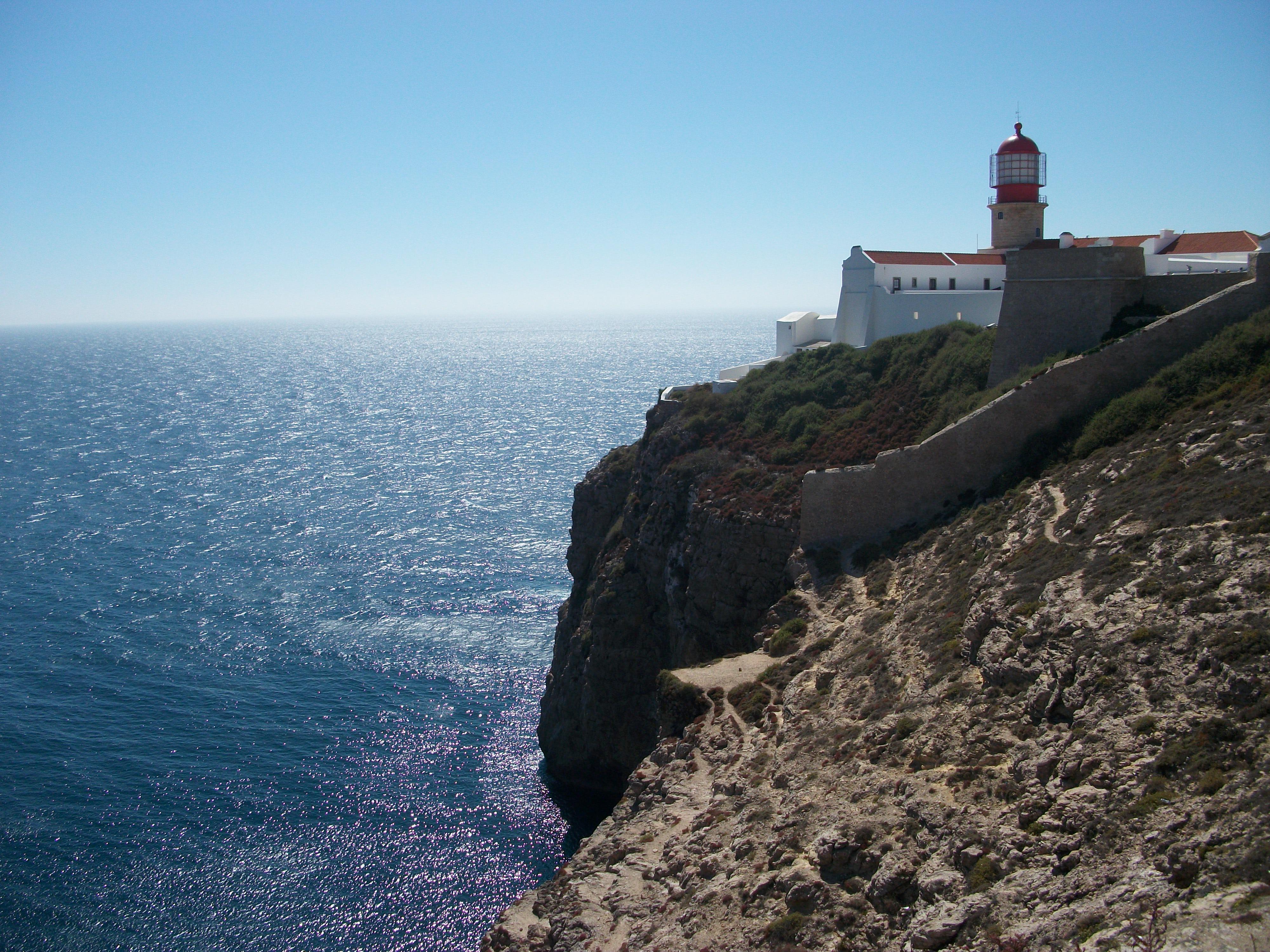 File faro cabo de san - Cabo san vicente portugal ...