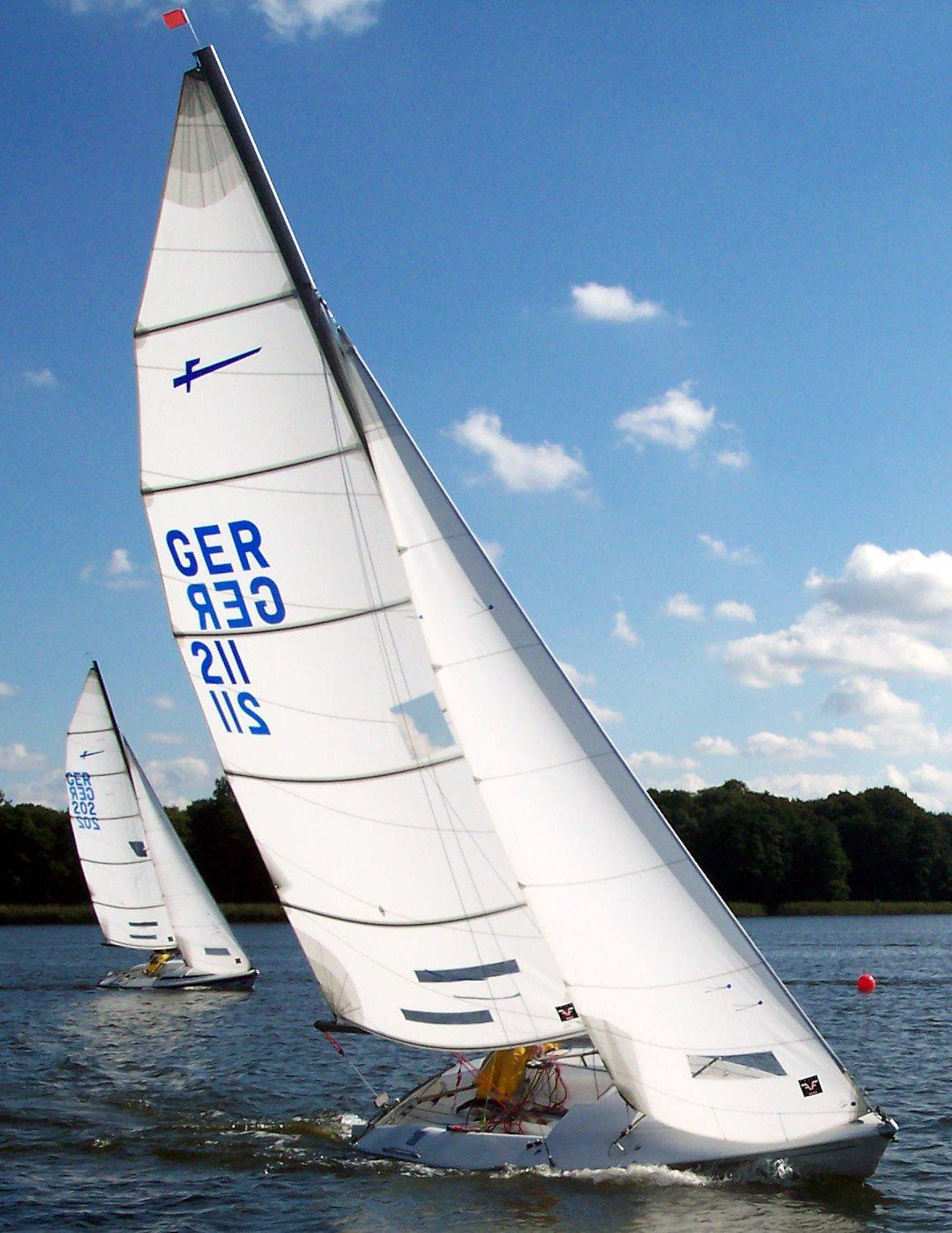 Parti Di Una Barca vela (sistema di propulsione) - wikipedia