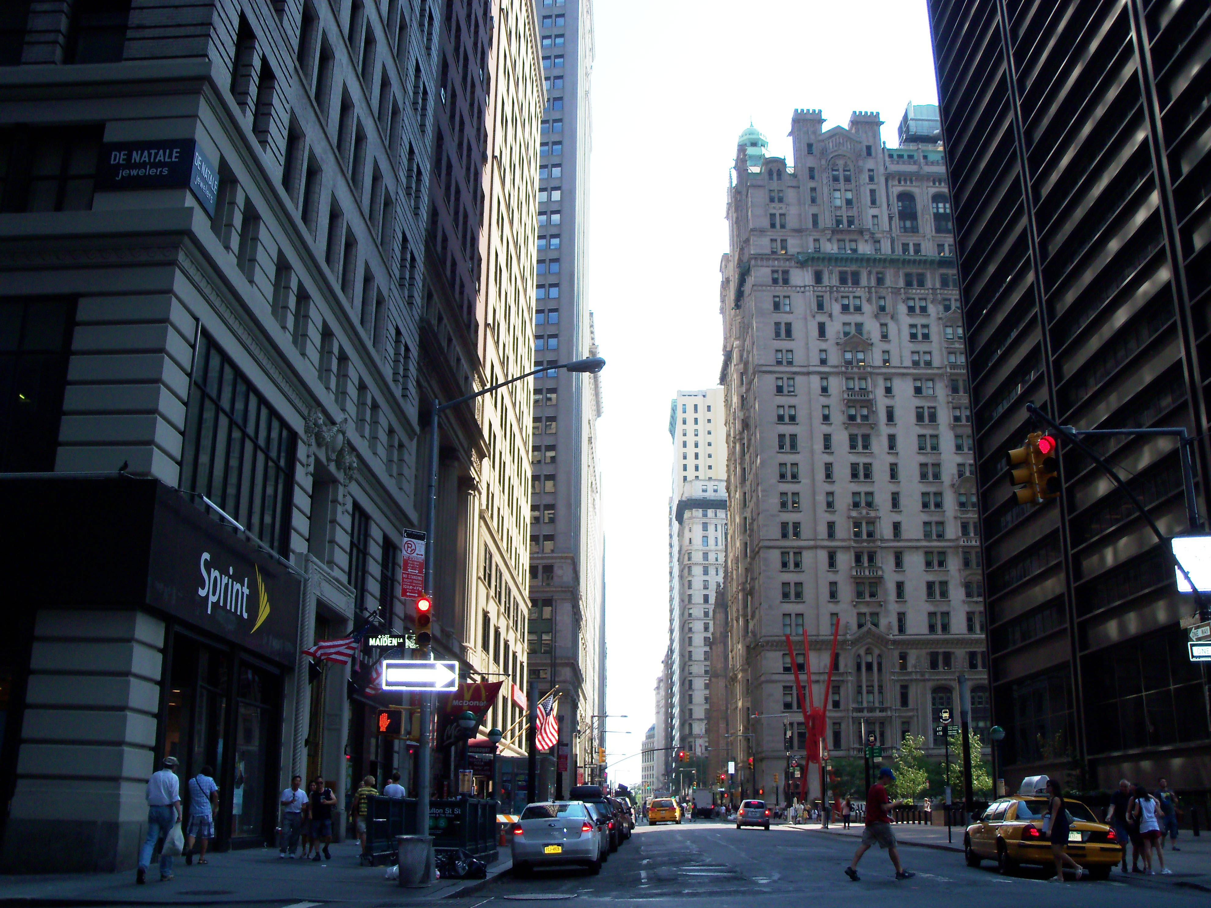 File:Financial District, New York, NY, USA - panoramio (6 ...