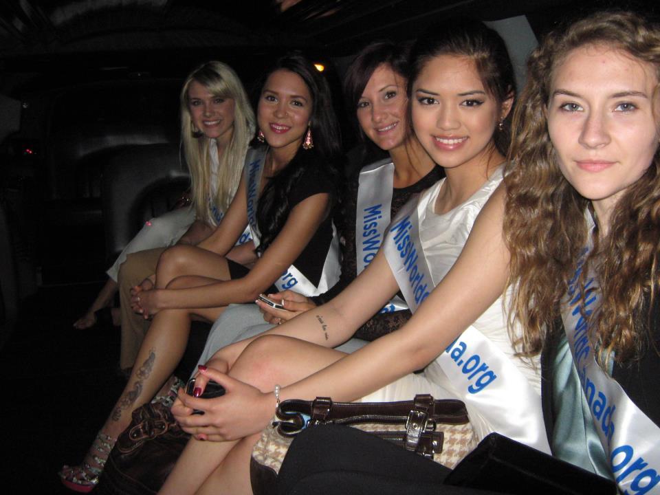FINALISTS Miss Teenage Canada