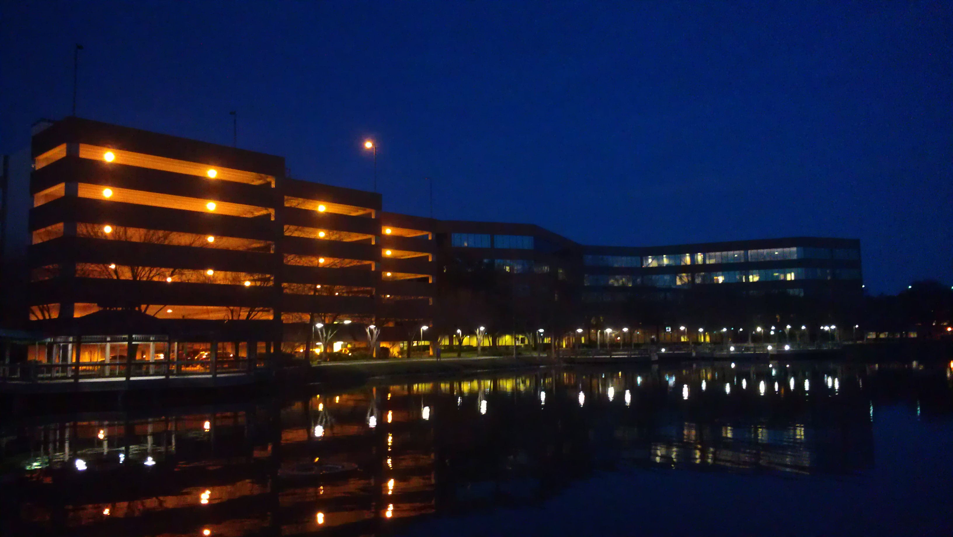 FileFlorida Coastal School Of Law At Night