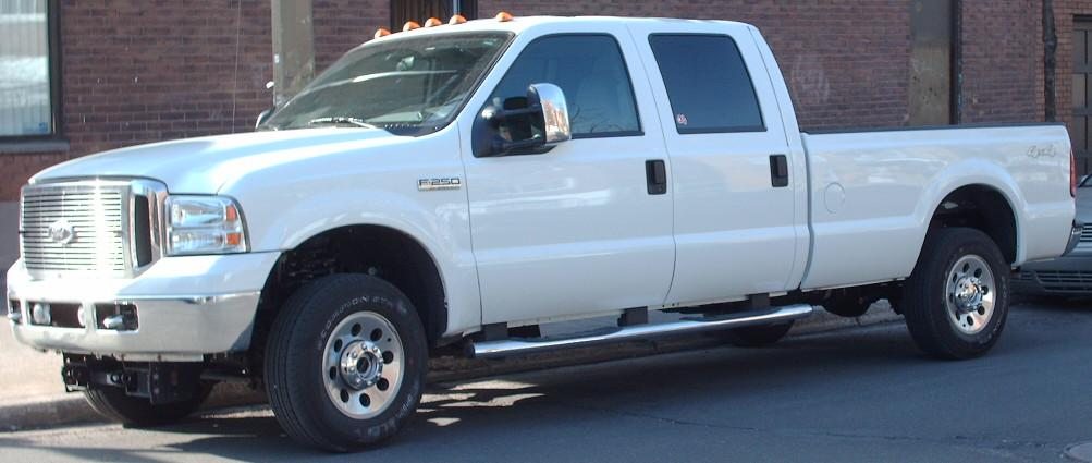 FileFord F-250 4-Door.JPG & File:Ford F-250 4-Door.JPG - Wikimedia Commons