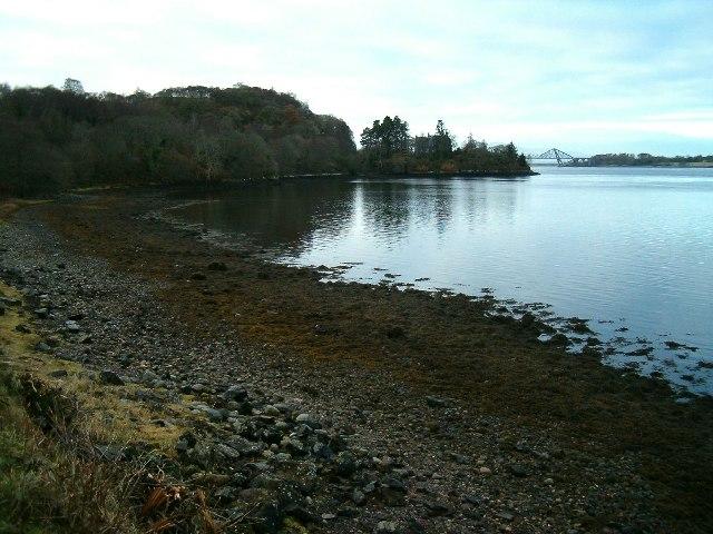 File:Foreshore, Loch Etive - geograph.org.uk - 91683.jpg