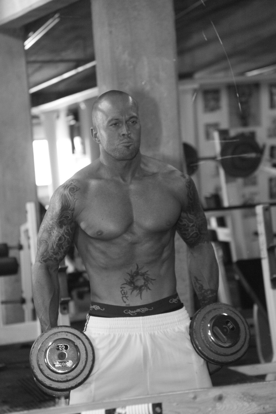 Description Former Pro Wrestler & Male Fitness Model John Quinlan.jpg