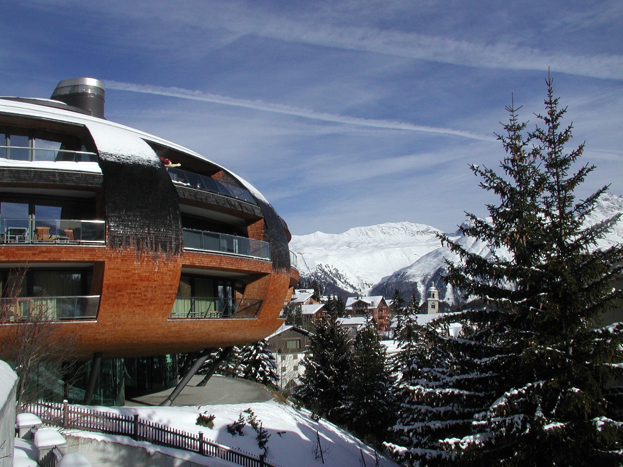 St Moritz  Sterne Hotel