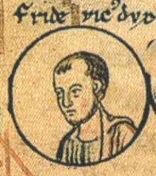 Frederick II, Duke of Upper Lorraine count of Bar and duke of Lorraine, co-reigning with his father from 1019