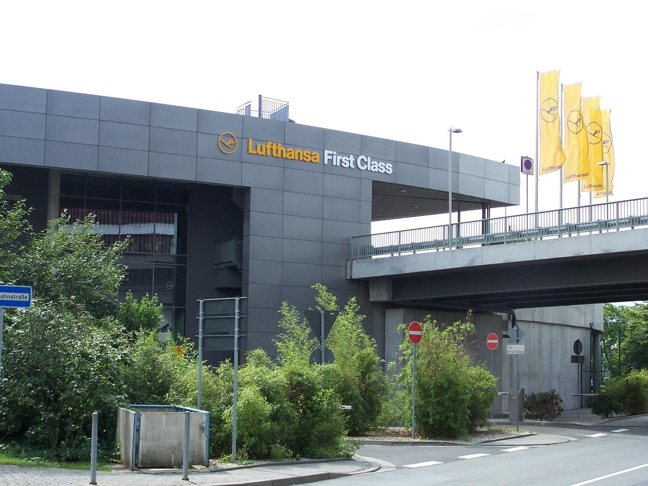 Frankfurt Flughafen Lufthansa