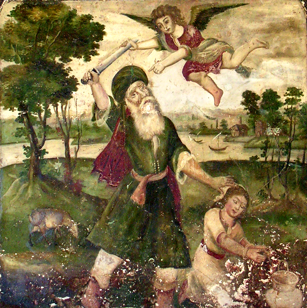 Binding of Isaac | Religion-wiki | Fandom