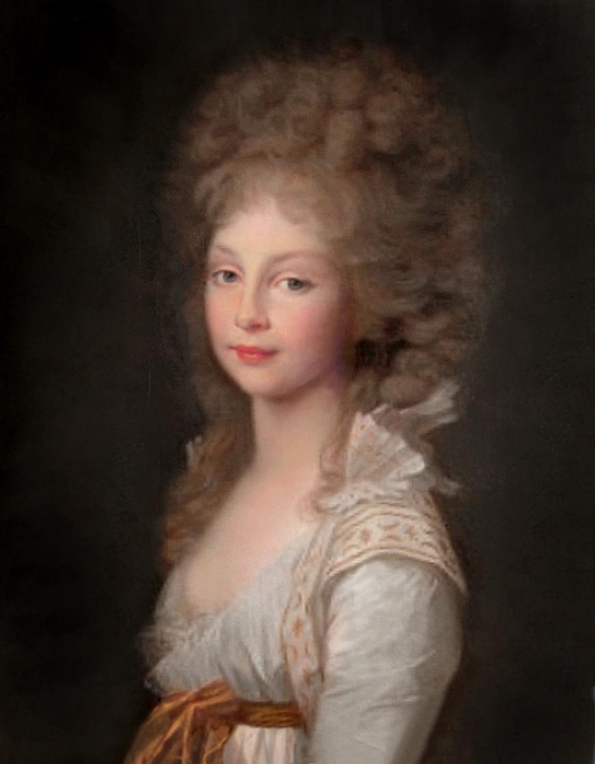 Friederike Von Mecklenburg Strelitz