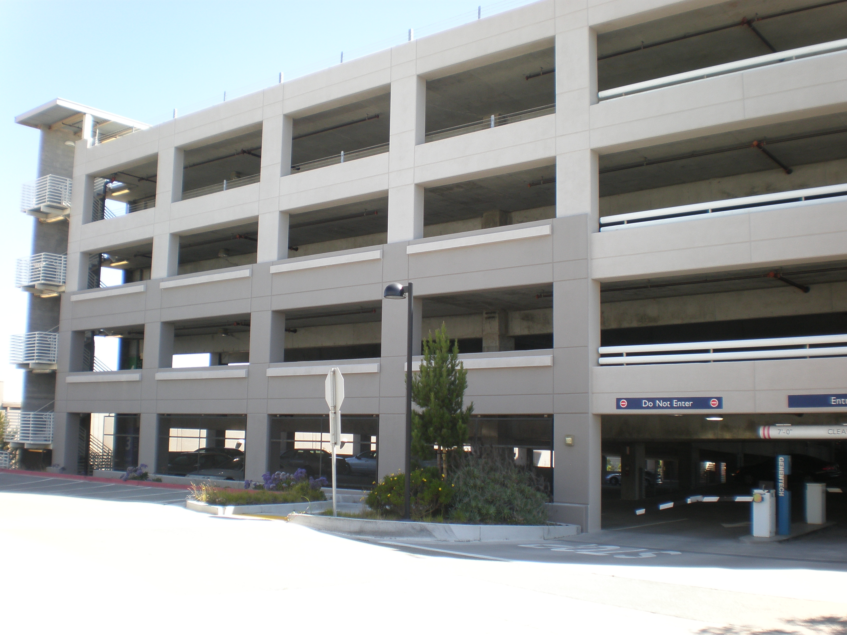 Request add the ability to create parking structures in for Self garage nice