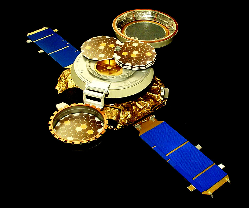 """Резултат с изображение за """"космически апарат на НАСА Дженезис"""""""