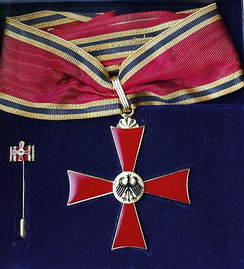 Gr Verdienstkreuz BVK