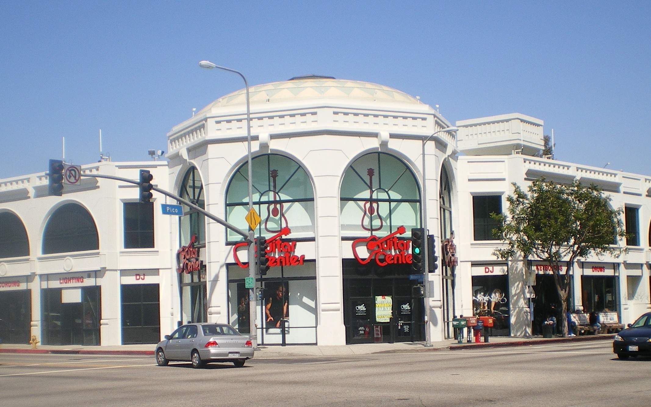 file guitar center pico and westwood los angeles ca jpg wikipedia