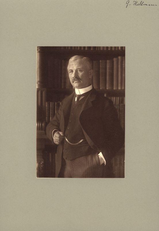 Gustav Hellmann