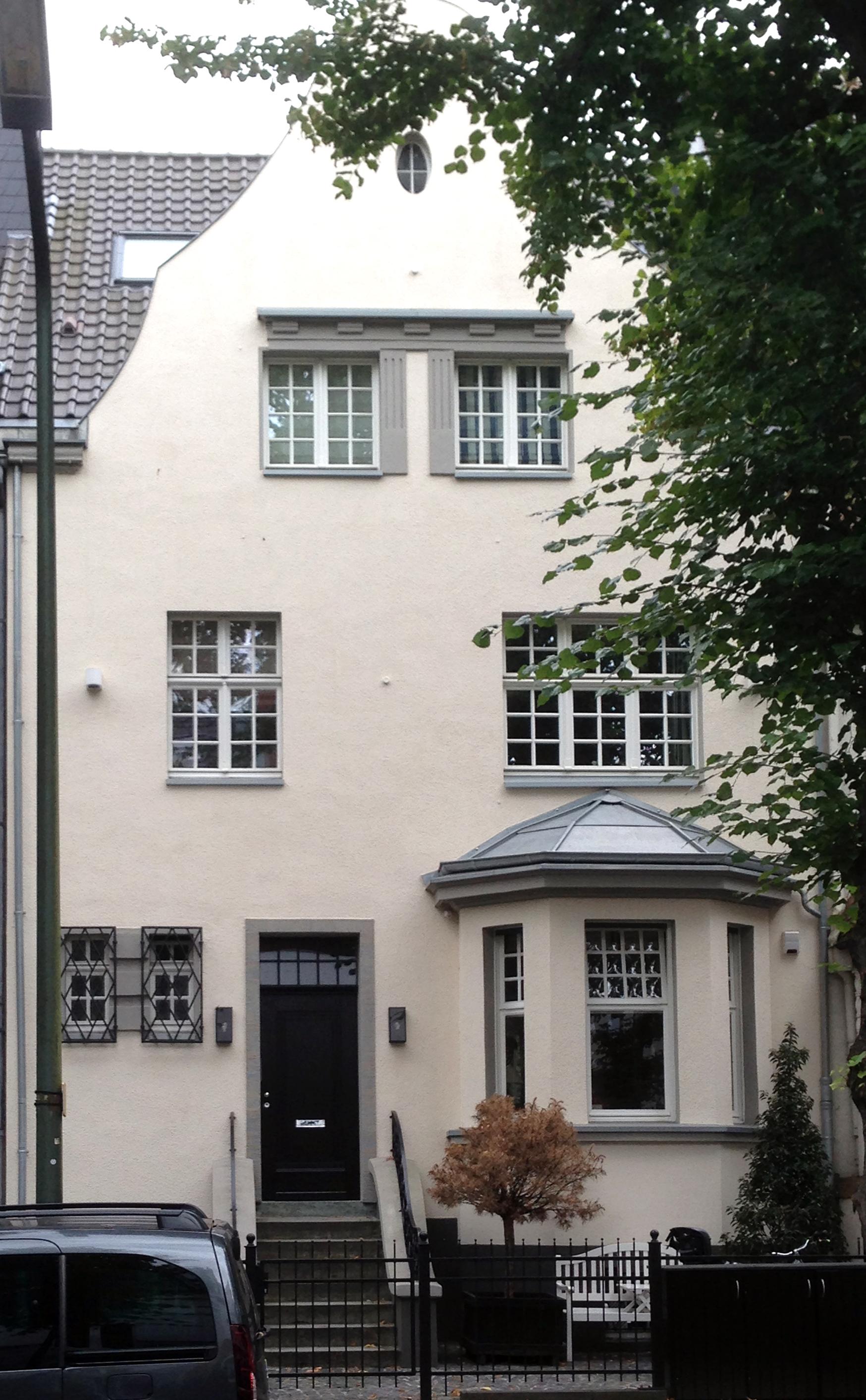File Haus Düsseldorfer Straße 49 Düsseldorf Oberkassel
