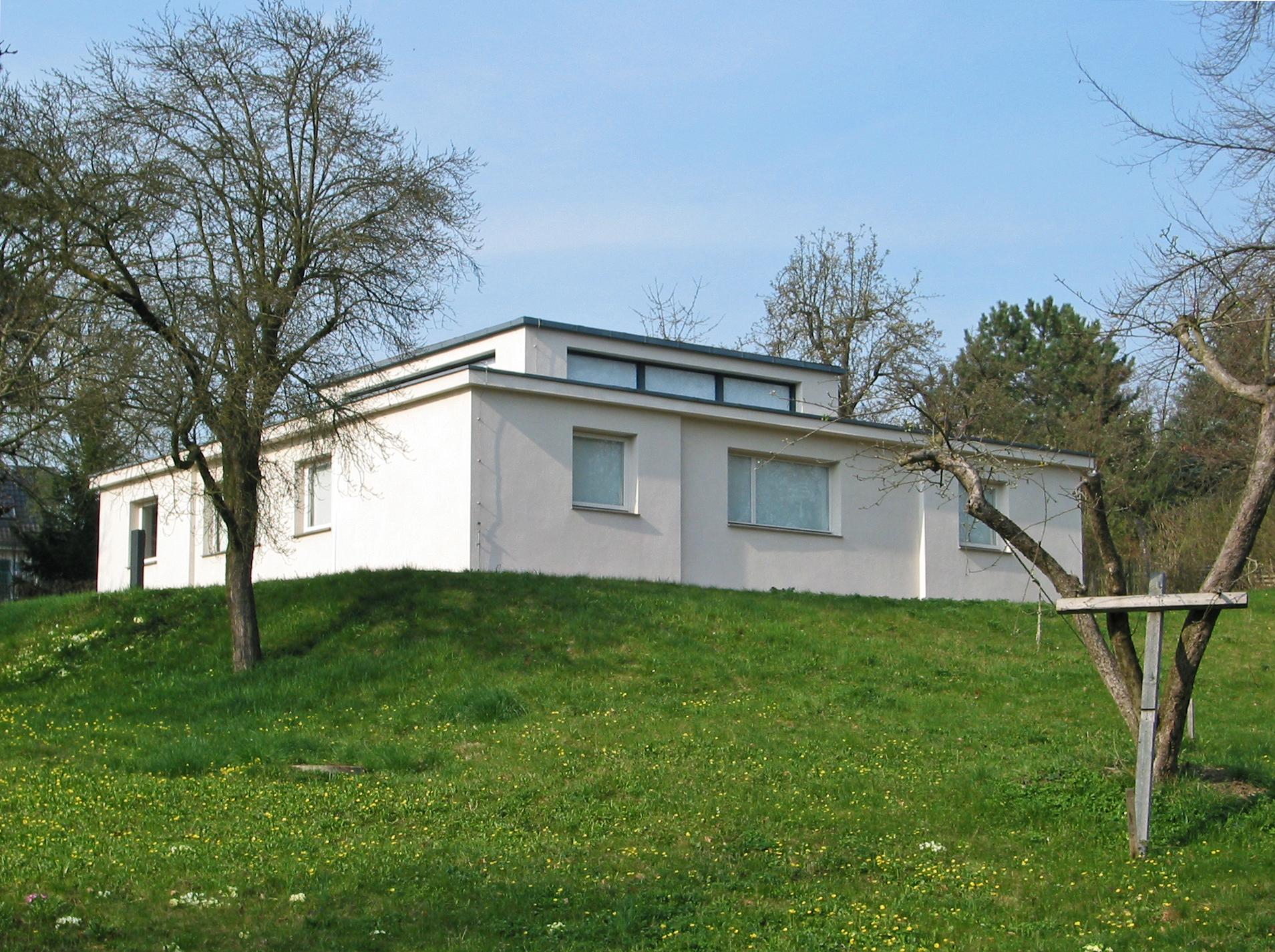 Haus Am Horn Weimar file haus am horn weimar südwestansicht jpg wikimedia commons