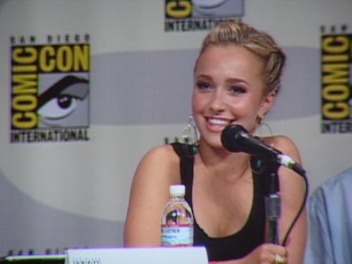 List of Heroes cast members - Wikipedia Hayden Panettiere
