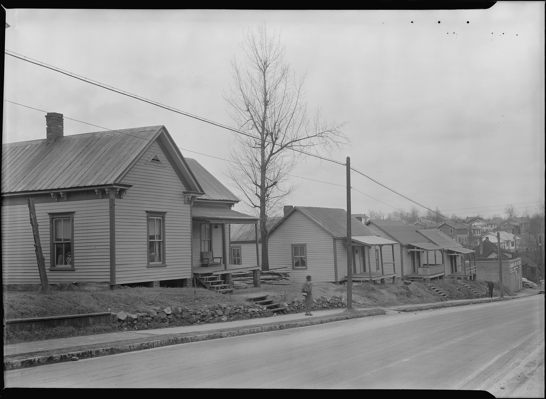 File High Point North Carolina Housing Row of pany