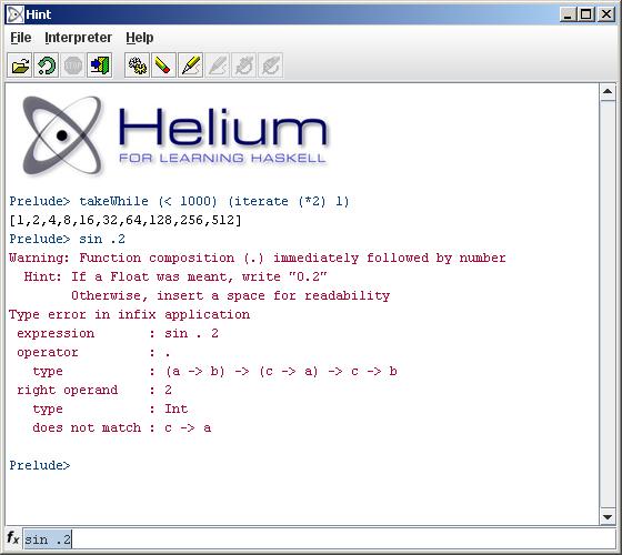 Programming langauge thesis implementation