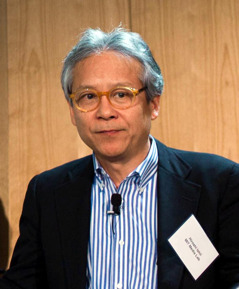 石井裕 (コンピューター研究者) - Wikipedia
